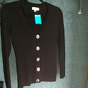 Black Tory Burch sweater size small